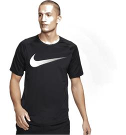 Nike M NP SS SLIM TOP GFX BLACK/WHITE