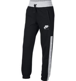 Nike G NSW NIKE AIR PANT BLACK/WHITE
