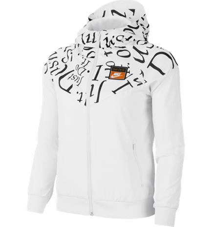 Nike J NSW RTL JDIY WINDRUNNER WHITE