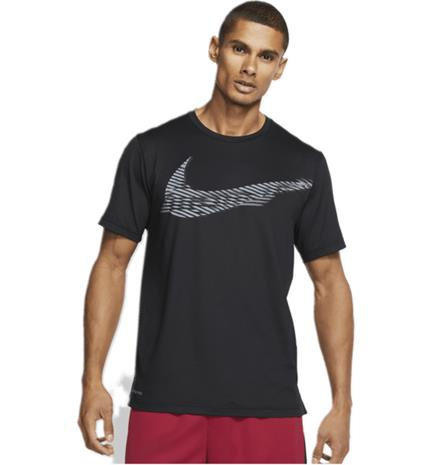 Nike M NK TOP SS HPR DRY GX BLACK