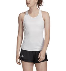 Adidas CLUB TANK WHITE/MATTE SILVER