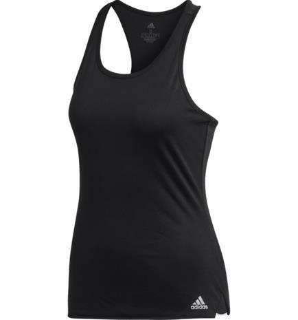 Adidas CLUB TANK BLACK/MATTE SILVER