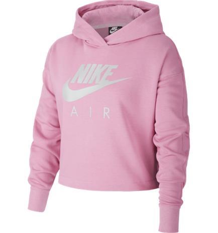 Nike G NIKE AIR CROP HOOD MAGIC FLAMINGO