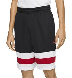 Jordan M J JUMPMAN BASKETBALL SHORTS BLACK/WHITE/BLACK/