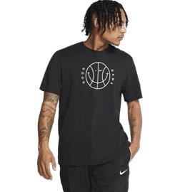 Nike M NK DRY TEE VERBIAGE 2 BLACK