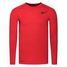 Nike Pro Compression Top - Punainen/Musta