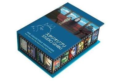 Studio Ghibli: 100 Collectible Postcards (Studio Ghibli), kirja