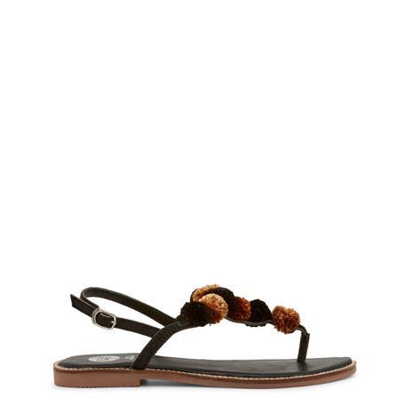 Gioseppo naisten avonaiset kengät, musta EU 36
