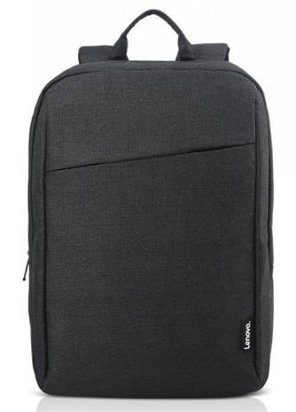 "Lenovo 15,6"""" Laptop Casual Backpack B210 -reppu, musta"