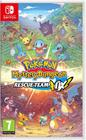 Pokémon Mystery Dungeon: Rescue Team DX, Nintendo Switch -peli