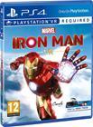 Marvel's Iron Man, PS4 VR -peli