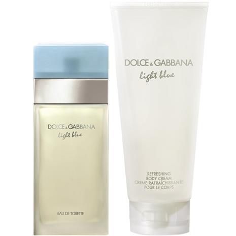 Dolce & Gabbana Light Blue Duo - EdT 50 ml, Body Cream 200 ml