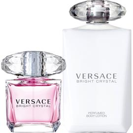 Versace Bright Crystal Duo - EdT 50 ml, Body Lotion 200 ml