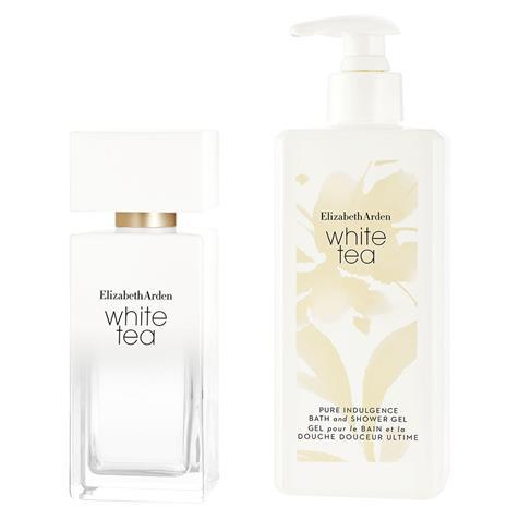 Elizabeth Arden White Tea - EdT 50 ml, Shower Gel 400 ml