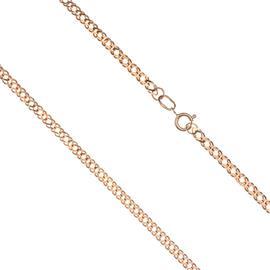 Kultainen kaulaketju - 60 cm