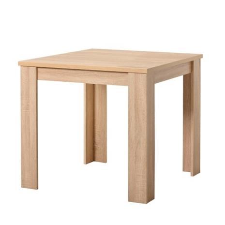 Keittiöpöytä DT 80 x 80 cm, sonoma tammi