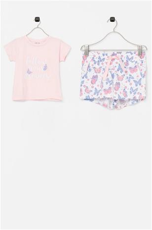 """Ellos """"Pyjama Nemi, kaksiosainen setti"""""""