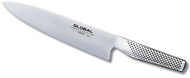 Global G-2, kokkiveitsi 20 cm
