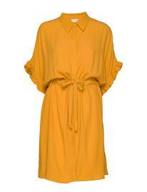 Minus Ariana Shirt Dress Boozt Lyhyt Mekko Sininen Minus BLACK IRIS