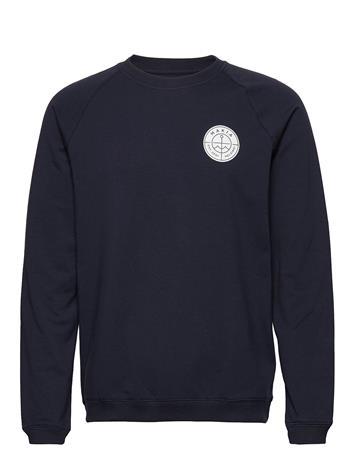 Makia Esker Light Sweatshirt Svetari Collegepaita Musta Makia BLACK