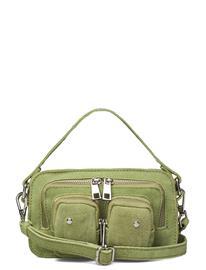 Nunoo Helena New Suede Bags Top Handle Bags Vihreä Nunoo MATCHA