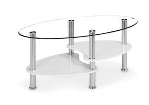 Oval-sohvapöytä