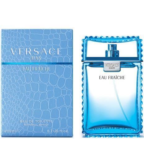 Versace Man Eau Fraiche EDT miehelle 200 ml