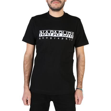 Napapijri miesten T-paita, musta XXL