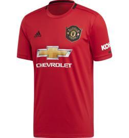 Adidas MUFC HM JSY SR RED
