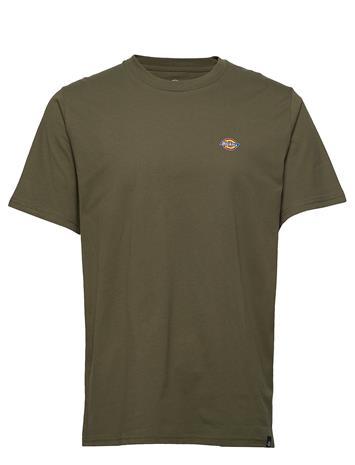 Dickies Stockdale T-shirts Short-sleeved Vihreä Dickies DARK OLIVE