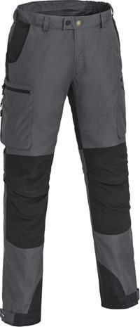 Pinewood Caribou TC Zip-Off Housut Lyhyet Miehet, grey/black
