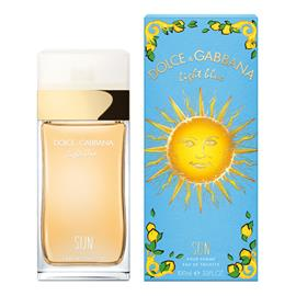 Dolce & Gabbana Light Blue Sun EDT naiselle 100 ml