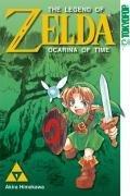 The Legend of Zelda - Ocarina of Time 01, kirja