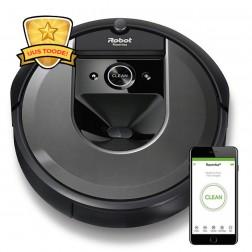 iRobot Roomba i7, robotti-imuri