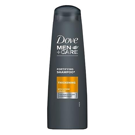 Dove Men + Care -tuuheuttava shampoo miehelle, 400 ml