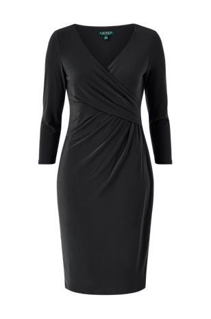 Lauren Ralph Lauren Mekko Cleora Long Sleeve Day Dress