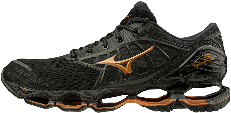 Mizuno Wave Prophecy 9 Running Shoes Men, black