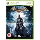 Batman: Arkham Asylum, Xbox 360 -peli