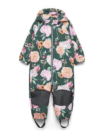 name it Nmfalfa Suit Hortensia Fo Outerwear Rainwear Sets & Coveralls Harmaa Name It GREEN GABLES