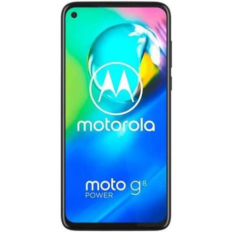 Motorola Moto G8 Power, puhelin