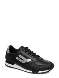 Bally Gavinia-T/500 Matalavartiset Sneakerit Tennarit Musta Bally BLACK