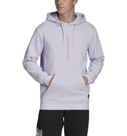 Adidas M PACK PO HOOE PURPLE TINT