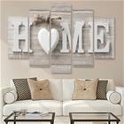 Canvas-taulu - Home