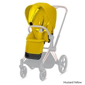 Cybex Priam Seat Pack istuinkankaat 2020 Mustard Yellow