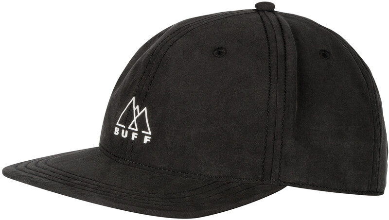 Buff Pack Baseball Cap, solid black