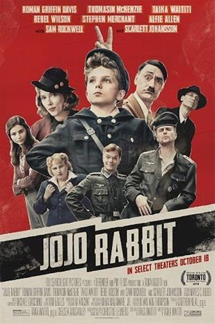 Jojo Rabbit (2019, Blu-Ray), elokuva