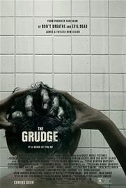 The Grudge (2020, Blu-Ray), elokuva