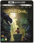 Viidakkokirja (The Jungle Book, 2016, 4k UHD + Blu-Ray), elokuva