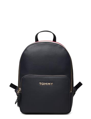 Tommy Hilfiger Th Corporate Backpac Bags Backpacks Fashion Backpacks Sininen Tommy Hilfiger CORPORATE MIX, Naisten laukut