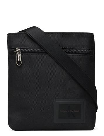 Calvin Klein Ckj Sport Essentials Microflatpk Olkalaukku Laukku Musta Calvin Klein BLACK, Naisten laukut
